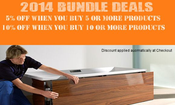 deals on bath panels