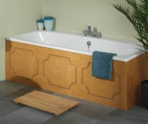 Antique Pine Bath Panels