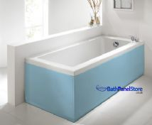 Blue Bath Panels