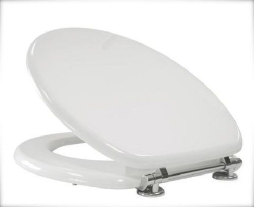 Commercial Gloss High Gloss White Toilet Seat