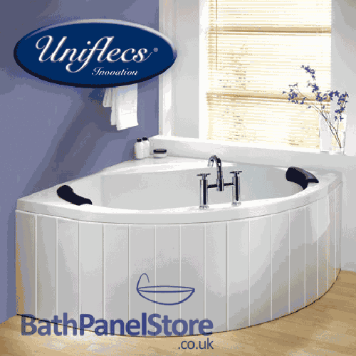 Corner and Offset Bath Panels