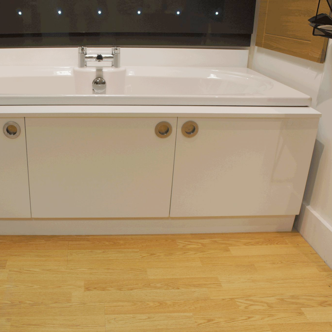 Storage Bath Panel Cabinet Any Colour Finish