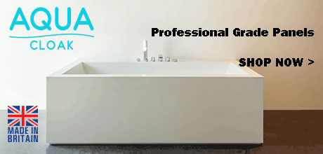 aquacloak bath panels