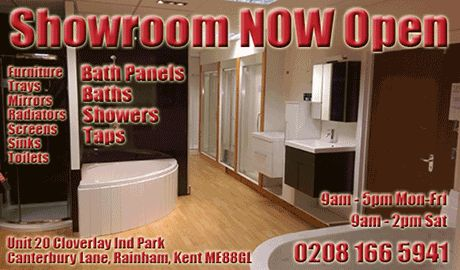 Bath Panel Store - Bath panels direct from our UK factory